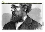 Calvert Vaux (1824-1895) Carry-all Pouch