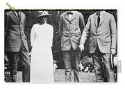 Calvin Coolidge & Family Carry-all Pouch