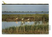 Camargue.etang Of Vacarres Carry-all Pouch