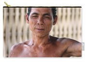 Cambodian Dignity Carry-all Pouch