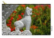 Cambodian Lion Carry-all Pouch