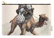 Camel & Rider Carry-all Pouch