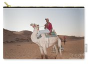 Camel Riders Carry-all Pouch