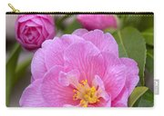 Camellia Camellia X Williamsii Donation Carry-all Pouch