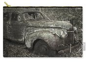 Camouflage Classic Car Carry-all Pouch