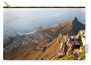 Camps Bay Carry-all Pouch by Fabrizio Troiani