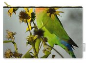 Can You Say Pretty Bird? Carry-all Pouch