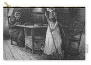 Canada: Daily Life, 1883 Carry-all Pouch
