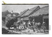 Canada: Farming, 1883 Carry-all Pouch