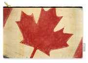 Canada Flag Carry-all Pouch