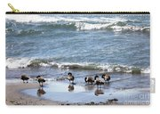 Canada Geese In Lake Erie Carry-all Pouch