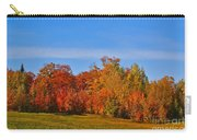 Canada In Colors Carry-all Pouch