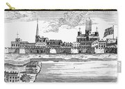 Canada: Montreal, 1760 Carry-all Pouch