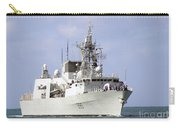 Canadian Navy Halifax-class Frigate Carry-all Pouch