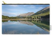 Canadian Rockies Rocky Mountain Lake Carry-all Pouch