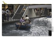 Canal Running Through The Length Of The Shoppes Running Under Th Carry-all Pouch