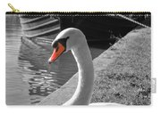 Canal Swan Carry-all Pouch