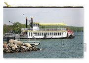 Canandaigua Lady Paddleboat Carry-all Pouch
