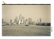 Canary Wharf Cityscape Carry-all Pouch