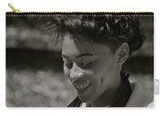 Candid Smile Carry-all Pouch