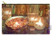 Candle Light Reflections  Carry-all Pouch