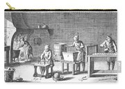 Candlemaking, 18th Century Carry-all Pouch