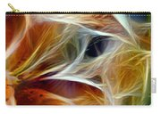 Candy Lily Fractal Panel 3 Carry-all Pouch