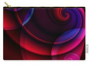 Candy Swirls Carry-all Pouch