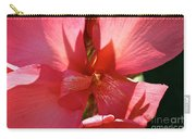 Canna Lily Close Up Carry-all Pouch