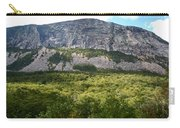 Cannon Cliff From Boise Rock New Hampshire Carry-all Pouch