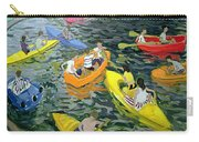 Canoes Carry-all Pouch by Andrew Macara