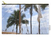 Canoes At Hui O Waa Lahaina Maui Hawaii Carry-all Pouch