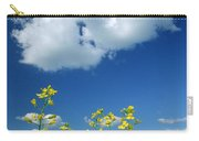 Canola Flowers, Marquette, Manitoba Carry-all Pouch