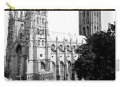 Canterbury Cathedral - England - C 1902 Carry-all Pouch