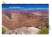 Canyon In Canyonlands Carry-all Pouch