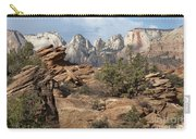 Canyon Trail Overlook Carry-all Pouch