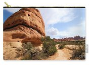 Canyonlands Needles Trail Carry-all Pouch