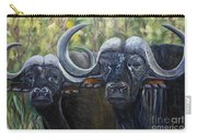 Cape Buffalo 2 Carry-all Pouch