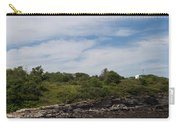 Cape Elizabeth Two Lights Cape Elizabeth Maine Carry-all Pouch