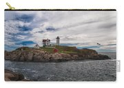 Cape Neddick Light Station Carry-all Pouch