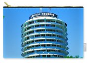 Capital Records Hollywood Carry-all Pouch