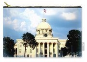 Capitol Building In Montgomery Carry-all Pouch