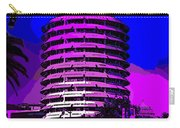 Capitol Records Building Carry-all Pouch