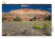 Capitol Reef Autumn Wildflowers Carry-all Pouch