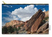 Capitol Reef Rock Carry-all Pouch