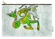 Capricorn Artwork Carry-all Pouch