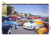 Car Show By The Lake Carry-all Pouch