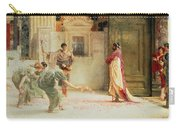 Caracalla Carry-all Pouch by Sir Lawrence Alma-Tadema