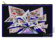 Card Tricks Carry-all Pouch