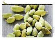 Cardamom Seed Pods Carry-all Pouch